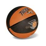 Košarkaška lopta, LOPTA za Košarku Tiger 600g. Lopta je namijenjena za trening na otvorenom prostoru ili u dvorani. Površina lopte je izrađena od iznimno kvalitetne gume. Lopta je standardne veličine 7 i teška je 600 grama.