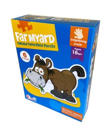 Puzzle na životinje dječje kartonske puzzle. Ove visoko kvalitetne puzzle izrađene su od tvrdog kartona.