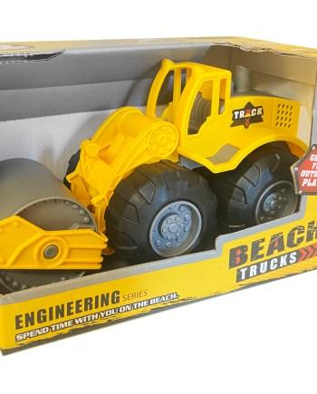 Rovokopač/Valjak, plastična radna vozila. Ova kvalitetna i zanimljiva igračka namijenjena je malim majstorima.