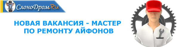 Мастер по ремонту Айфонов