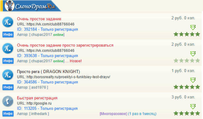 Заработать в интернете одним только кликом как заработать 10000 рублей в день не в интернете