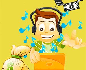 Как заработать на прослушивании музыки