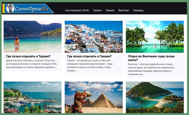 Бизнес-идея - информационные сайты