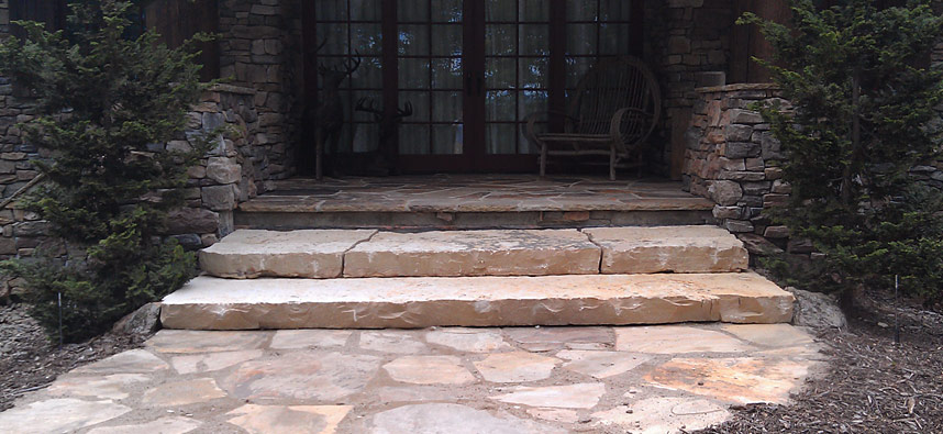 Pavers Landscaping Slope Solutions Hickory North