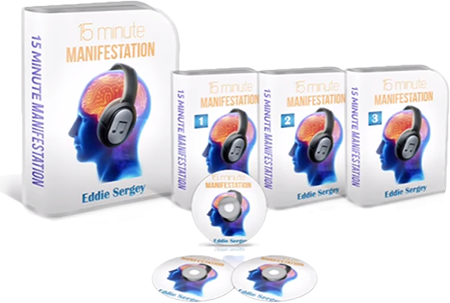 Eddie Sergey 15 Minute Manifestation Reviews