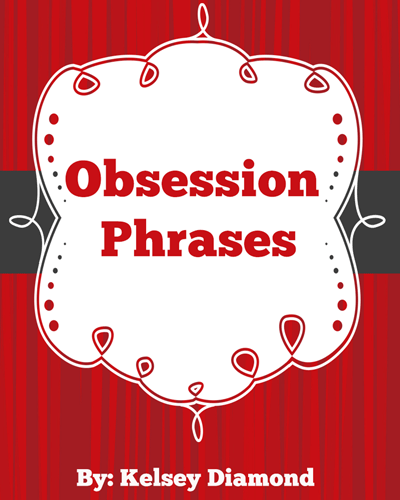 Kelsey Diamond Obsession Phrases Reviews