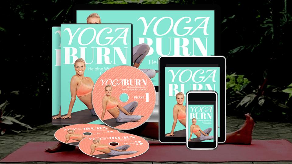 Yoga Burn Zoe Bray Cotton