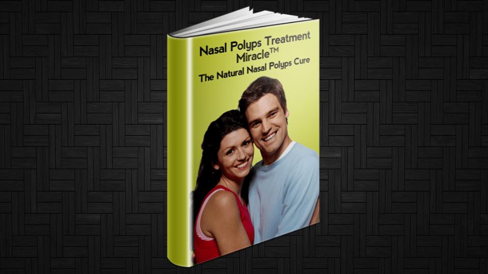 Nasal Polyps Treatment Miracle by Manuel Richards