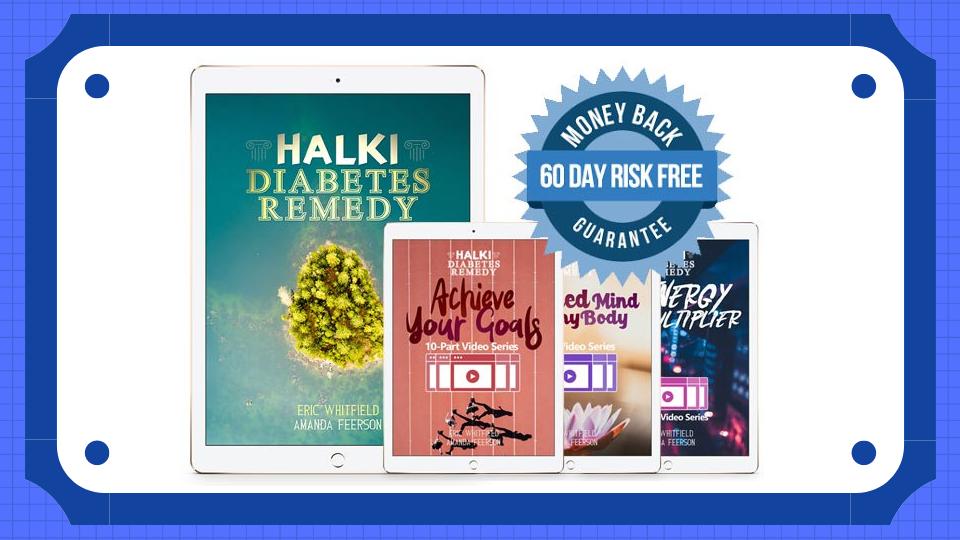 Halki Diabetes Remedy by Eric Whitfield