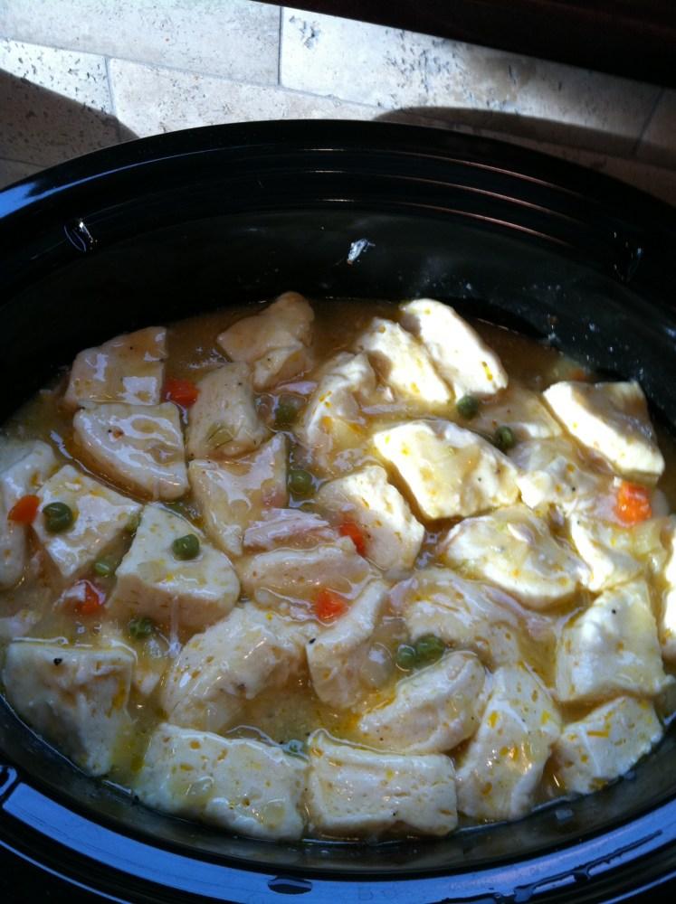 Chicken and Dumplings (2/3)