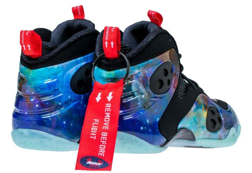 "e32c7bddc83 ... Nike Air Foamposite One ""Galaxy."" Although Nike hasn t announced the  official details about its release"