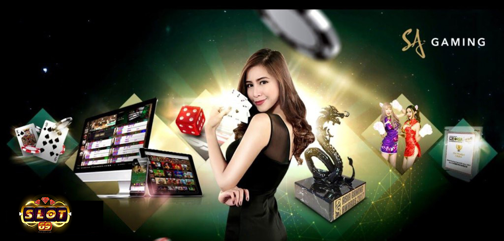 SA Gaming VIP slot69.club