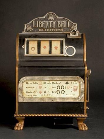 Fey Liberty Bell Slot