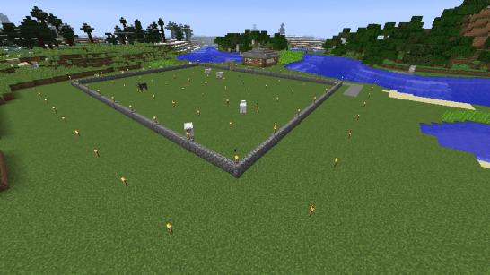 minecraft_羊園2