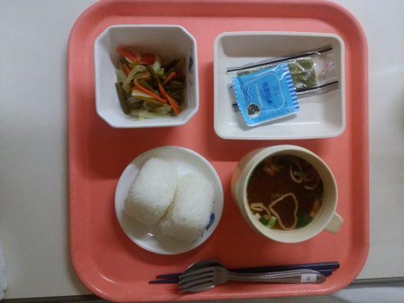 入院体験記_1011_2_夜食