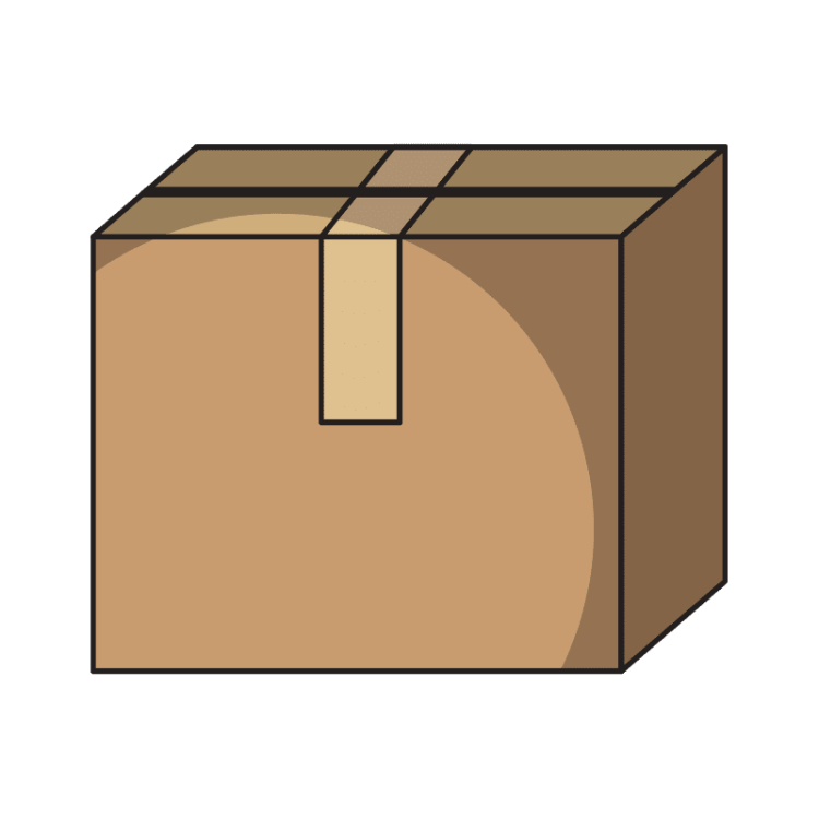 Slothmove self storage box