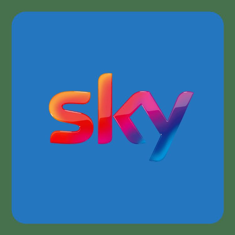 sky change of address