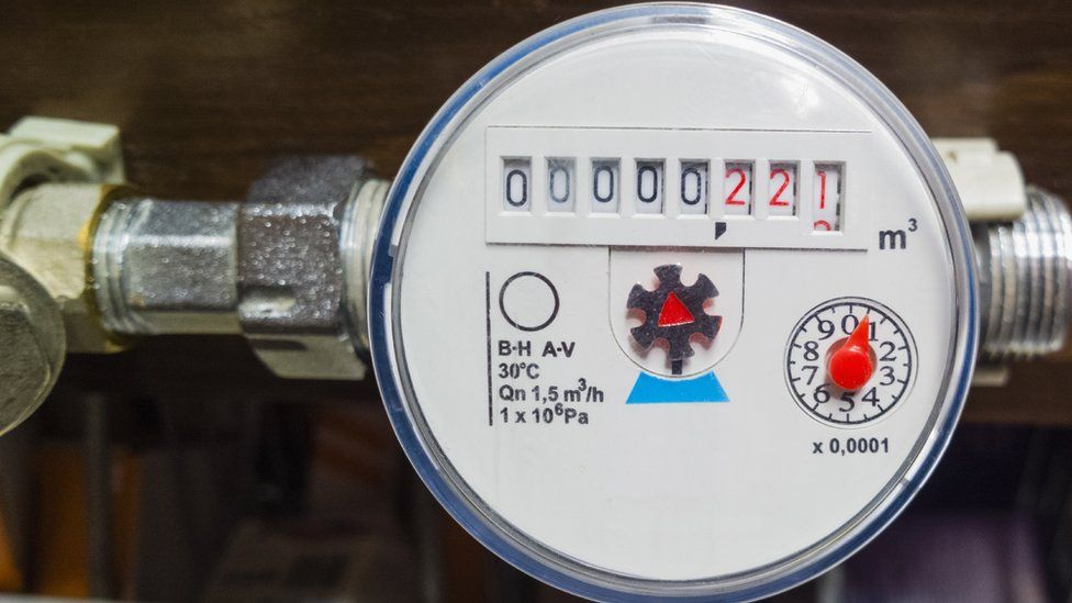 what type is my water meter