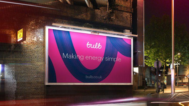 Bulb energy change of address