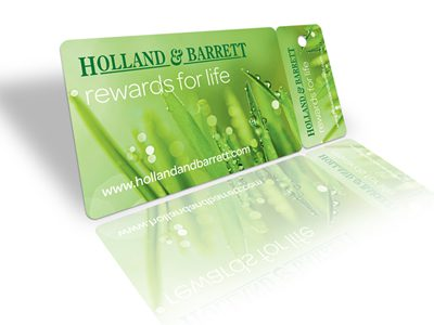 How to Update Your Holland & Barrett Loyalty Card Online