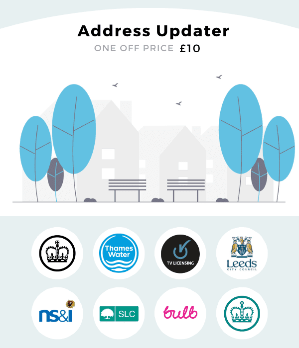 update address online 10