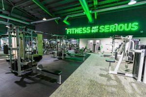 gym change of address