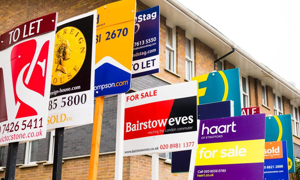 estate agents moving home