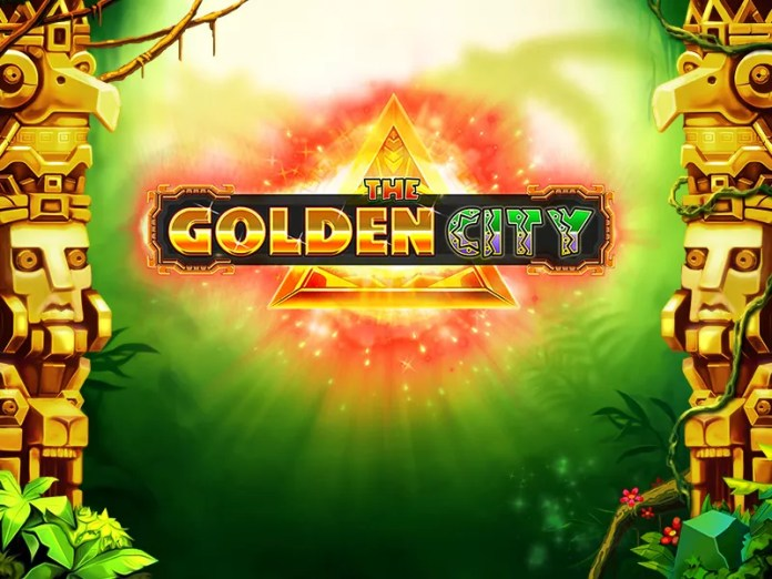 The Golden City by iSoftBet Logo