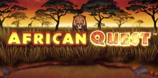 African Quest by Microgaming Logo