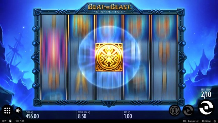 Beat The Beast: Kraken's Lair Gameplay