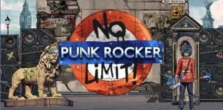 Punk Rocker by Nolimit City Logo