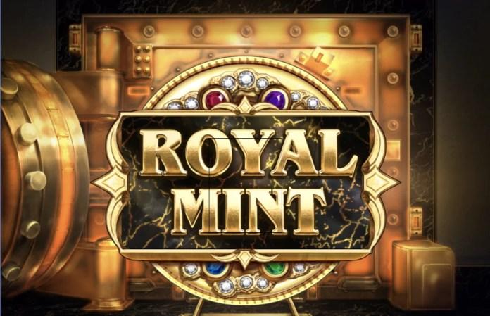 Royal Mint by Big Time Gaming Logo