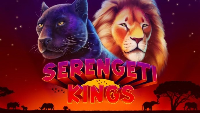 Serengetti kings by NetEnt