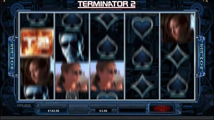 Terminator 2 by Microgaming Gameplay