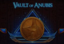 Vault Of Anubis by Red Tiger Logo