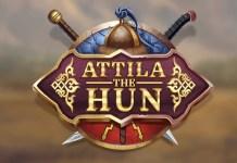 Attila The Hun by Relax Gaming Logo