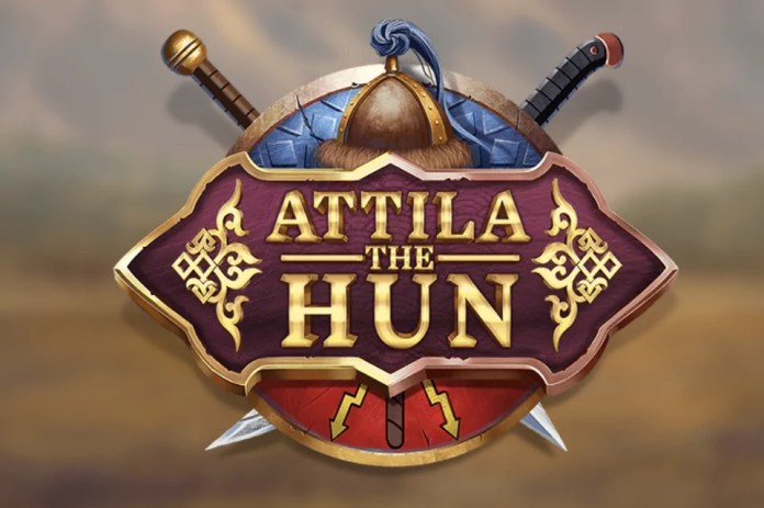 Attila The Hun by Relax Gaming Logo