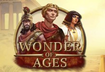 Wonder Of Ages by Blueprint Gaming Logo