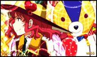 霞&摩訶ロン