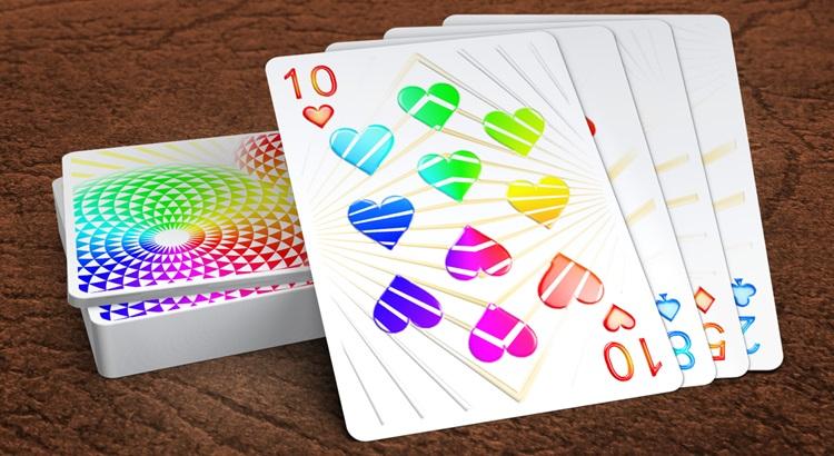 Как сделать колоду карт в домашних условиях