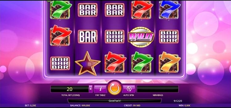 Игровой автомат Disco Double