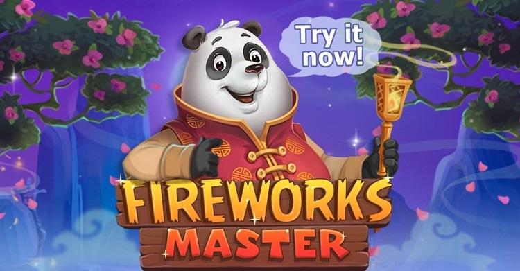 Игровой автомат Fireworks Master