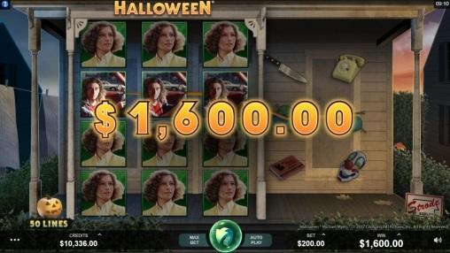 Игровой автомат Halloween