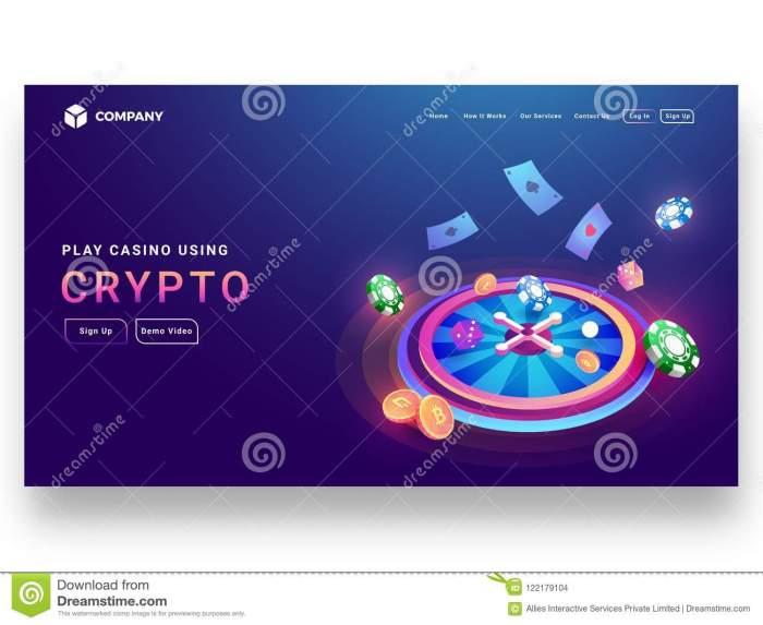 Crypto game trailer