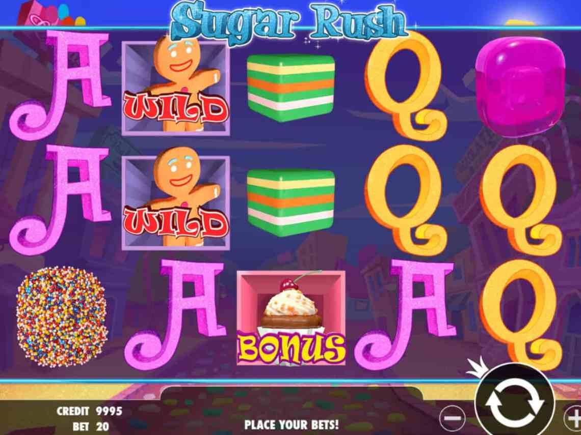 Sugar Rush \u2122 Slot Machine - Play Free Online Game - Slotu.com