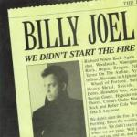 We Didn't Start the Fire Billy Joel
