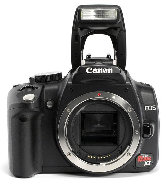 Canon EOS 350D (image: Wikipedia)