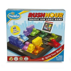 Rush Hour traffic jam game