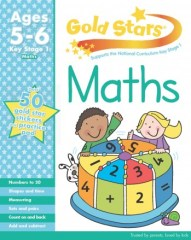 Gold Stars Maths workbook