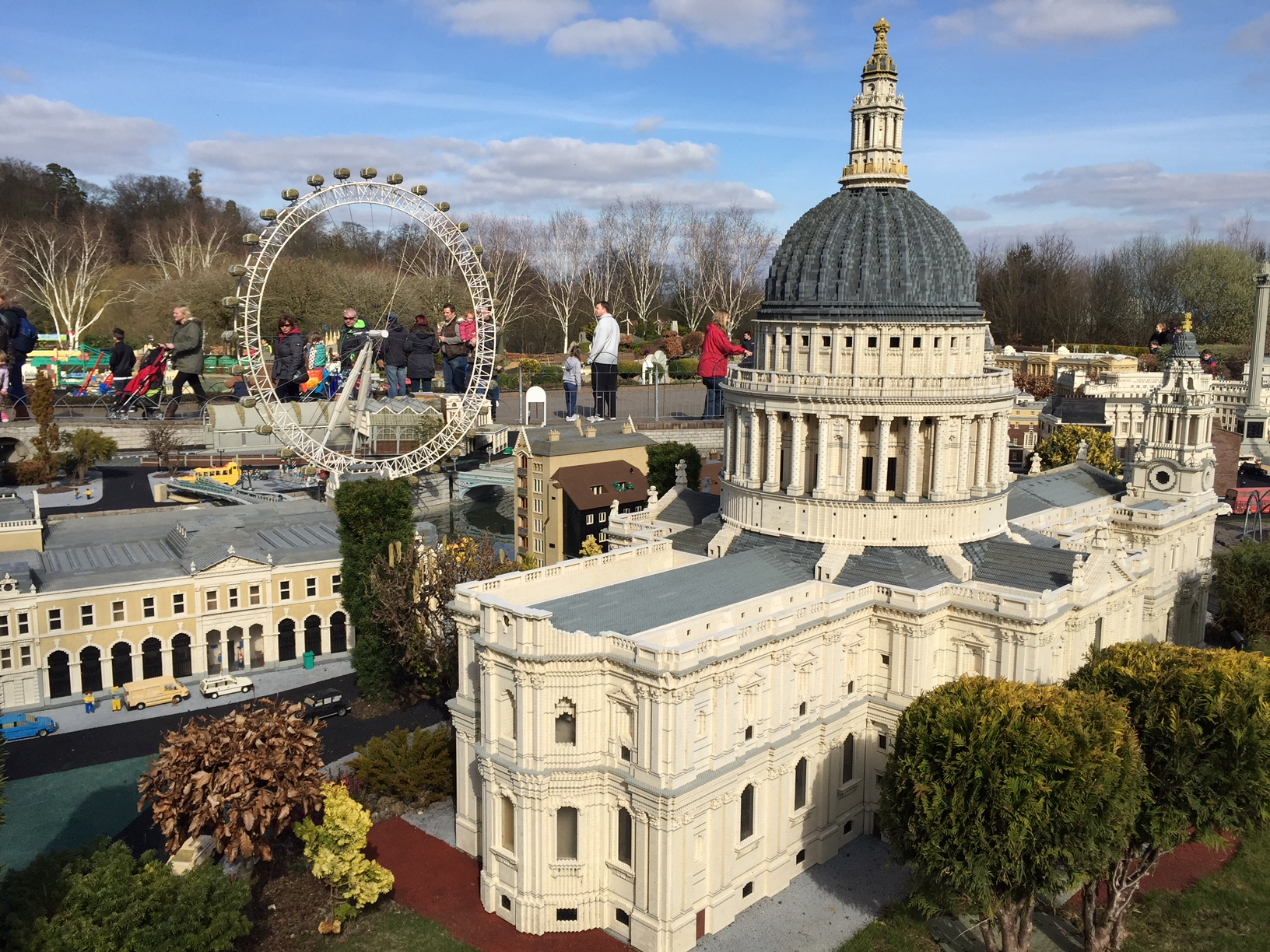 Legoland Miniland London
